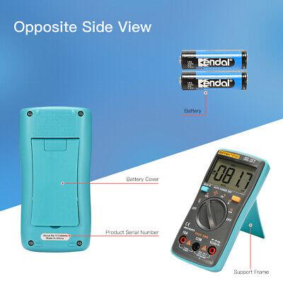 Zotek Digital Multimeterportable Ohmhztempduty Cycle Acdc Measuring Tester