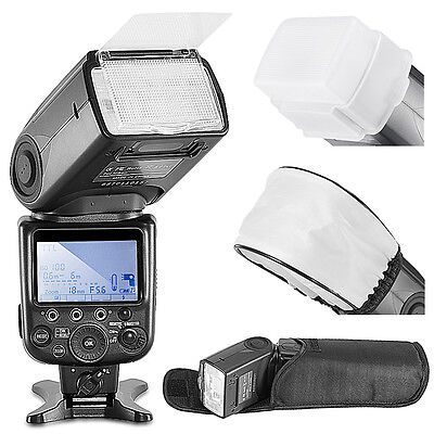 Neewer MW910 I-TTL HSS LCD Display Master/Slave Flash Kit for Nikon DSLR