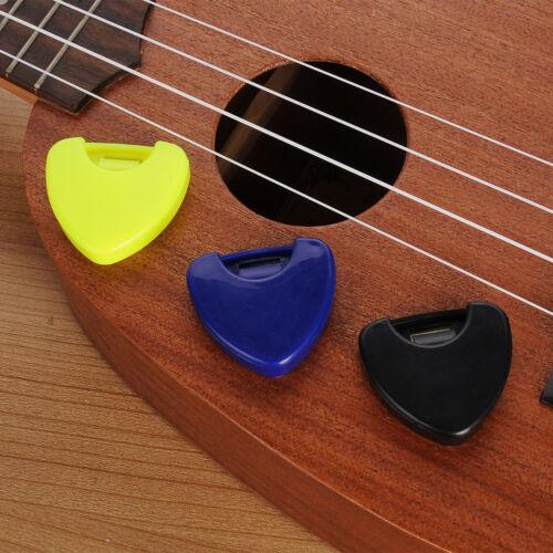Ordinaire Mini Portable Heart Shaped Plactic Guitar Pick Storage Holder Organiser Box  Case