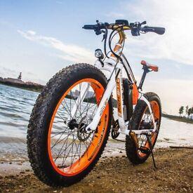 Richbit Electric Bike - 1000W Power - 30mph+