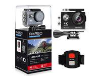 Akaso EK7000 sports action camera - ultra HD camcorder