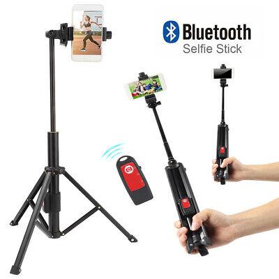 Treppiede Bluetooth Selfie Stick estendibile per fotocamera 1/4 di telefono cell