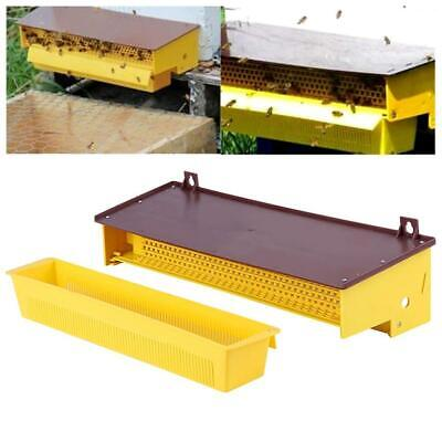 Plastic Bee Pollen Trap Collector Bee Hives