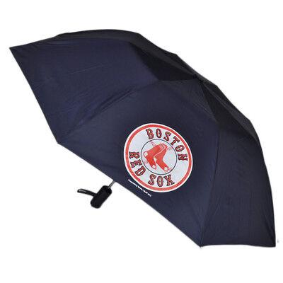 MLB Boston Red Sox Auto Open Folding Umbrella 42