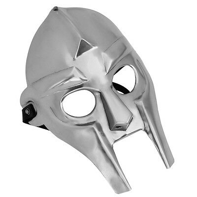 Supervillian MF Doom Underground Rapper 18g Costume Fantasy Halloween - Supervillian Costumes