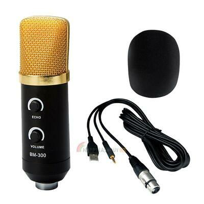 Rap Microphone Studio Recording Kit Auto-Tune Protools SoundCloud Best Music (Best Music Studio Microphone)