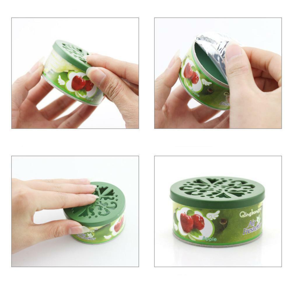 Indoor Car Bathroom Deodorizing Scent Air Fresher Fragrance Perfume U6Y8