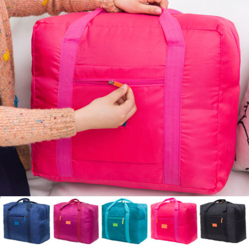 Waterproof Clothes Storage Bag Packing Travel Luggage Organi
