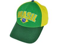Brazil Adjustable Cap Hat Flag soccer world cup Brasil National Team