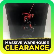 1:7 STAR WARS DARTH MAUL LIGHT UP ARTFX STATUE ACTION FIGURE Tullamarine Hume Area Preview