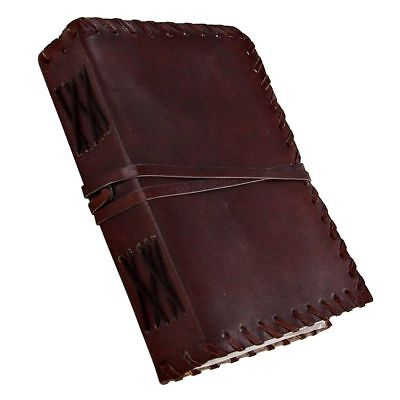 Blank Notebooks (Medieval Renaissance Handmade Leather Diary Journal Vintage Blank)