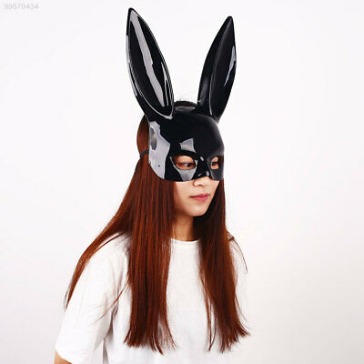 3203 Rabbit Ears Mask Halloween Facepiece Attire Toys - Rabbit Halloween