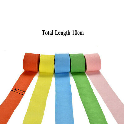 10m Crepe Paper Streamer Rolls Wedding Birthday Party Supplies DIY Decor White # - Crepe Paper Rolls