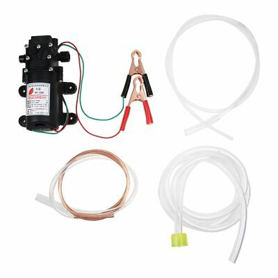 Electric Portable Dc 12v Transfer Pump Extractor Suction Motor Oil Fluid Change