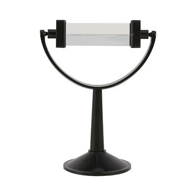 Optical Glass Triple Triangular Prism With Stand Physics Light Spectrum