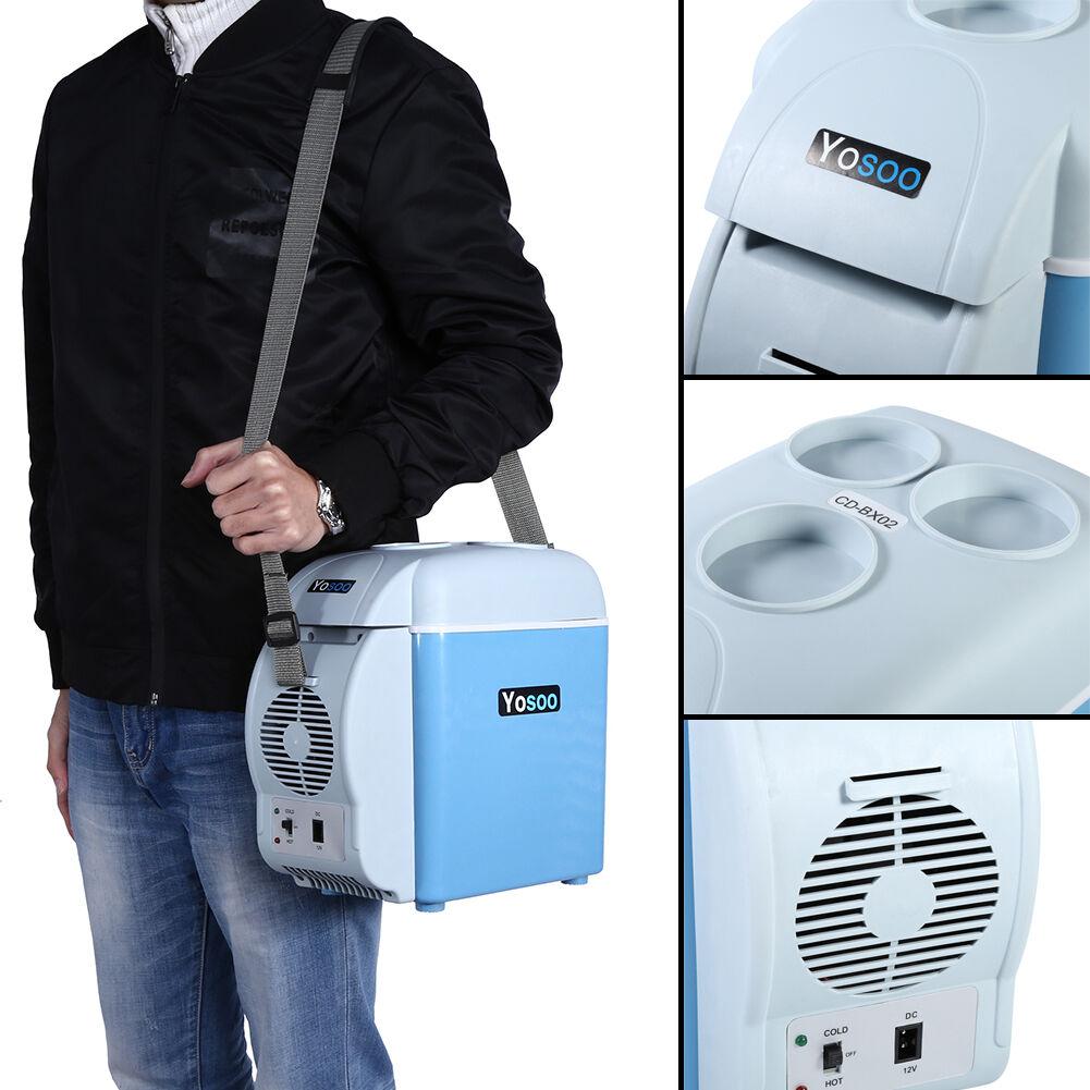 mini k hlschrank elektro k hlbox thermobox camping box. Black Bedroom Furniture Sets. Home Design Ideas