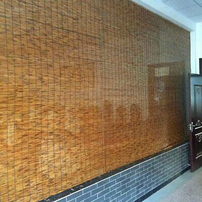 Reed Curtain, Waterproof Outdoor Bamboo Blinds, Interior Decoration