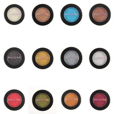 Cheap Makeup Kits (PHOERA Shimmer Glitter Eye Shadow Powder Matte Cosmetic Makeup Gift Kit)