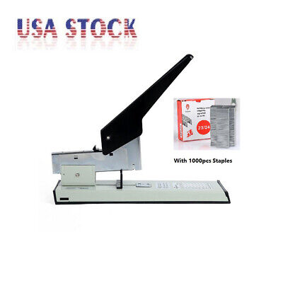 High Capacity Office Work Heavy Duty Stapler For 240 Sheets With 1000 Staples