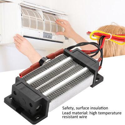 Thermo Heizelemente (300W PTC Lufterhitzer Elektrisch Heizung Keramik Thermostatisch Heizelement 220V)