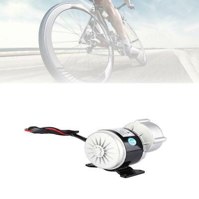 Metal Gear Box Reducer Motor 190~400rpm 100-350W For Electric Bike DC12V//24V