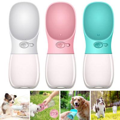 350/500 ml hund wasserflasche schüssel pet cup trinken reise outdoor tragbare  Hund Cup