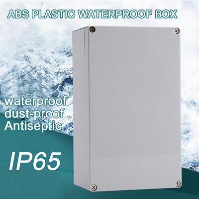 Enclosure Case Junction Box Waterproof Dustproof Diy Electrical Project Housing
