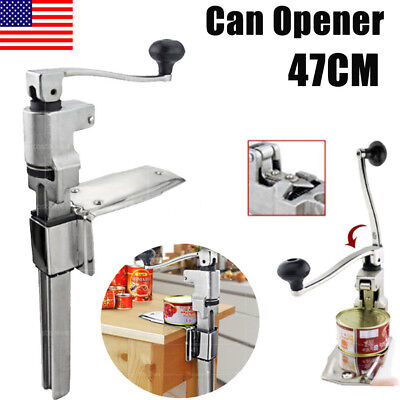 13 Big Heavy-duty Table Bench Commercial Kitchen Restaurant Food Can Opener Us