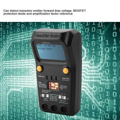 Bside Esr02 Pro Digital Transistor Capacitor Tester Smd Chip Component Meter