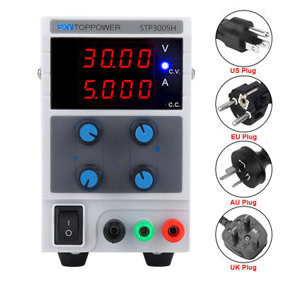 Skytoppower Variable Regulated Dc Power Supply 0-30v60v 0-3510a Adjustable