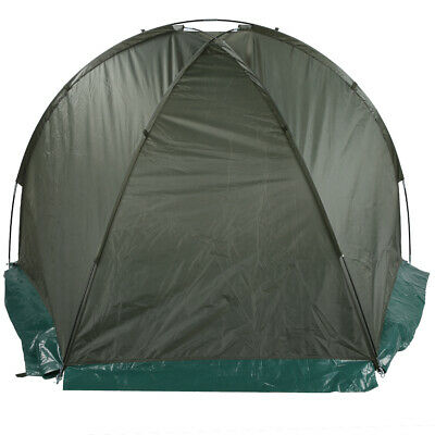 1- 2 Person Fishing Tent Portable House Outdoor Camping Windproof Shelter Green