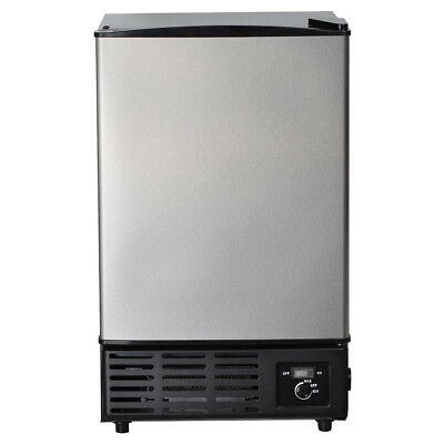Smad Built-in Ice Machine Under Counter Auto Commercial Ice Maker Restaurant