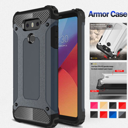 For LG G5 G6 G7 K7 K8 Phone Case Shockproof Hybrid Armor Protective Bumper Cover Cases, Covers & Skins