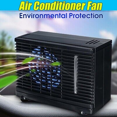 12V Air Conditioner Portable For Home Car Cooler Cooling Fan Water Air Condition