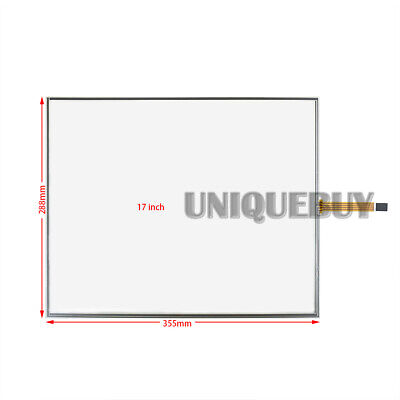 17 inch 355*288mm 4 wire Resistive Touch Screen Panel 4:3 355x288mm + USB Kit Screen Panel Kit