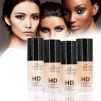 Neue Haut Flüssigkeit (Popfeel Haut Schönheit Bb Creme Flüssige Foundation Concealer Make-up Neue L7L3)