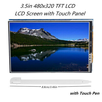 3.5 Tft Touch Lcd Screen Module 480x320 For Arduino Mega2560 Board