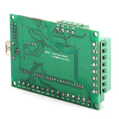 Ethernet Interface Board Usb Interface Board Cnc Mach3 Motion Control Card For