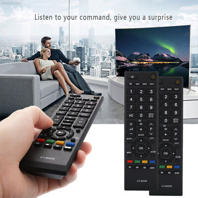 C803 Universal Replacement TV Remote Control For Toshiba CT-90326 Smart HDTV