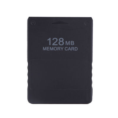 128MB High Speed Memory Card Sony PLAYSTATION 2 PS2 Juego Consola Accesorios L30 segunda mano  Embacar hacia Argentina