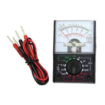 Mini Electric Acdc Ohm Yf Voltmeter Ammeter Multi Tester Mf-110a Multimeter