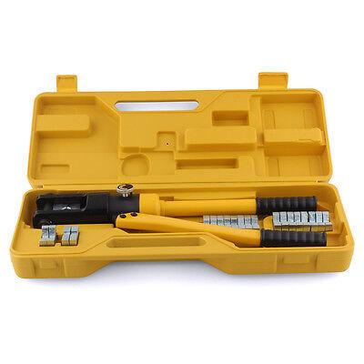 10-300 mm² Hydraulische /Presszange /Crimpzange /Quetschzange Kabelschuhe Zange