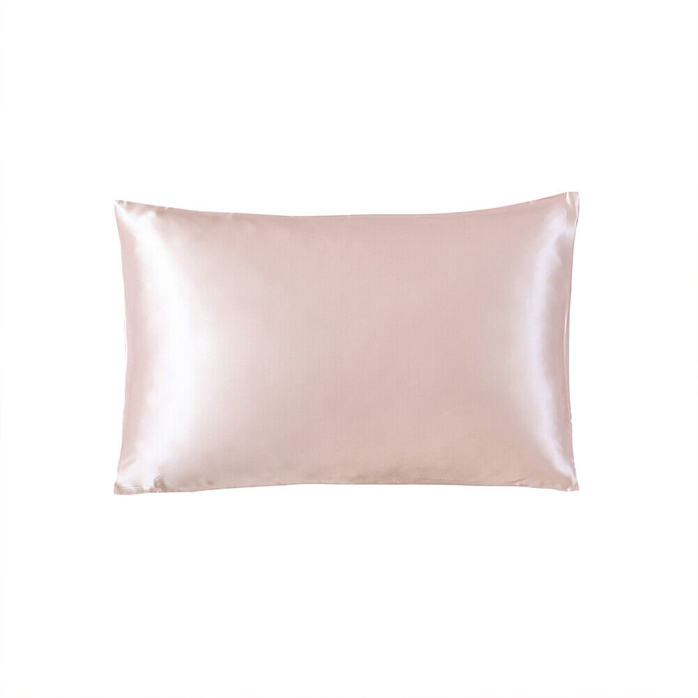 100 25 Momme Mulberry Pure Silk Pillowcase With Hidden
