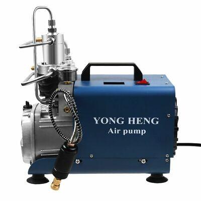 Yongheng 30mpa 4500psi High Pressure Air Compressor Pcp Airgun Scuba Air Pump Us