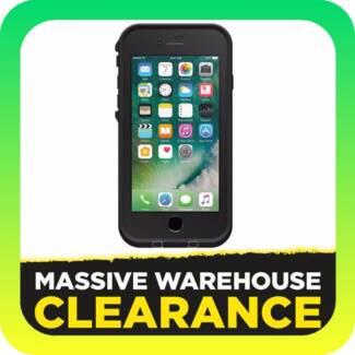 Lifeproof Fre Waterproof Case iPhone 7/8 Black