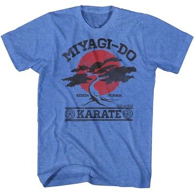 OFFICIAL Karate Kid Miyagi-Do Bonsai Reseda Okinawa Men's T-Shirt - Karate Kid Bonsai Tree
