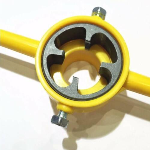 pvc thread maker tools kit npt die