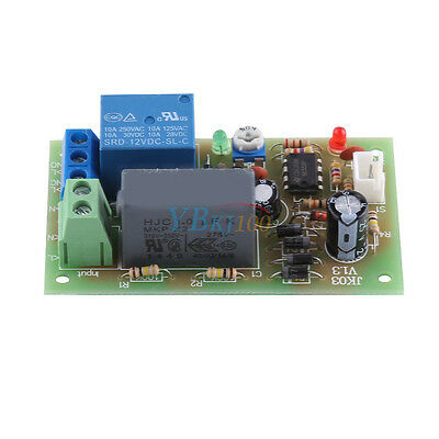 51224110220v Trigger Delay Switch Turn Off Board Timing Timer Relay Module
