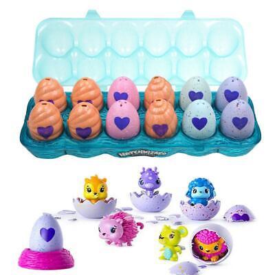 Hatchimals Colleggtibles 12 Pack Egg Carton Surprise Children Kids Toys Gifts
