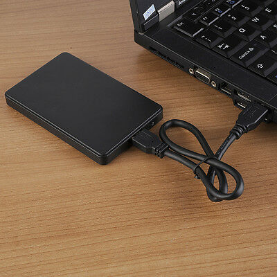 Sata Hdd Mobile (2.5 inch USB 3.0 SATA HDD Hard Drive Mobile Disk External Enclosure Case Box)